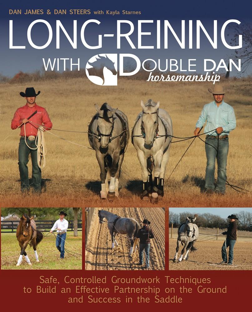 long-reining double dan horsemanship