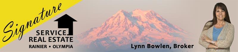 Lynn Bowlen 12715 Silver Creek Dr SE Tenino WA 98589